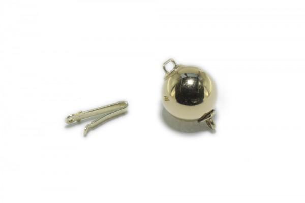 10mm Kugelschließe, AGV 925 poliert