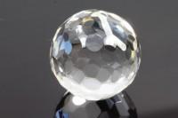 Feng Shui Kugel 50mm, Kristallglas