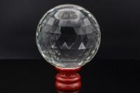 Kristallkugel facettiert 110mm